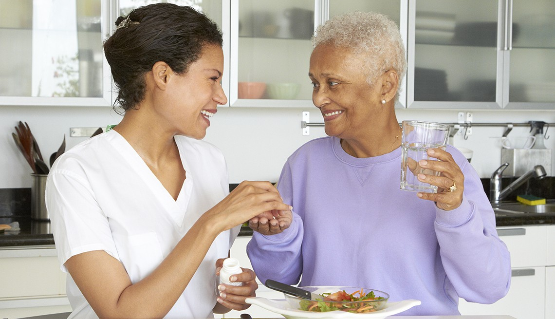 Does medicare cover home health