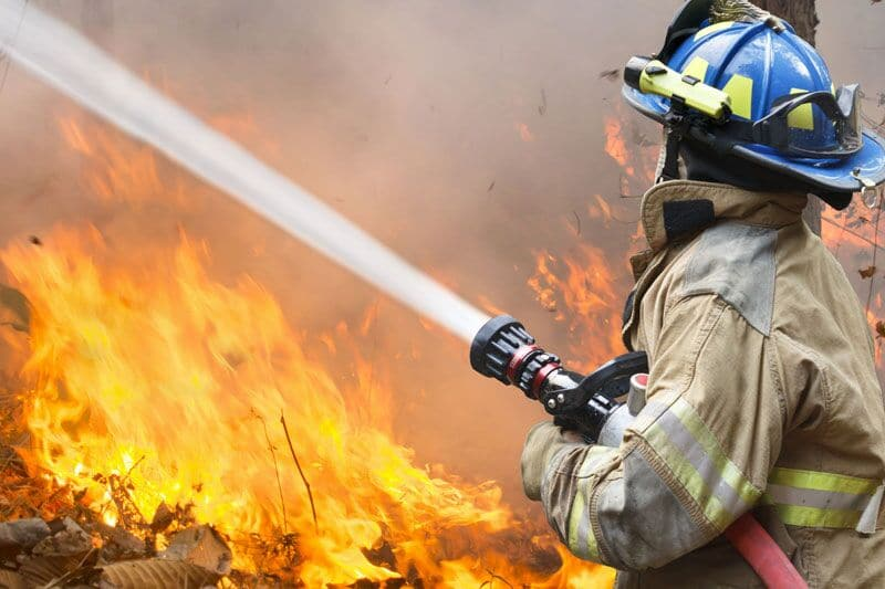 homeowners insurance cover fire